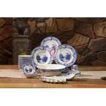 Jingdezhen Porzellan und Keramik / Bone China Geschirr / Geschenke Bowl Dish Suits