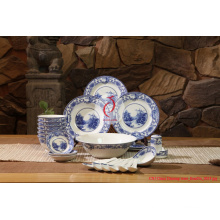 Jingdezhen Porcelain and Ceramics/Bone China Tableware/Gifts Bowl Dish Suits