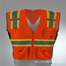 Hög synlighet Surveyor Reflective Vest