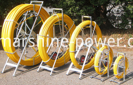 Fiber Duct Rodder