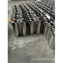 Coupe de lait en acier inoxydable pour industrie laitière