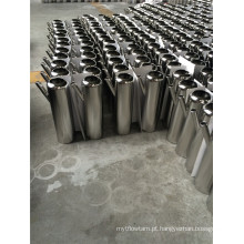 Copo de leite de aço inoxidável para a indústria de laticínios