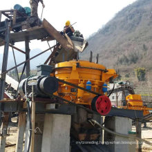 Stone Mining Cone Crusher for Aggregate Crushing Plant