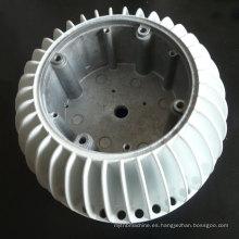 El perfil de aluminio conducido de alta calidad ISO a presión la cáscara de aluminio de la fundición para la lámpara llevada