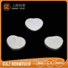Células madre naturales calientes que blanquean la máscara facial hidratante Qianbaijia hoja de máscara facial de colágeno facial comprimido