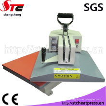 Manual Digital Double Aluminium Plates Shaking Head Heat Press Machine