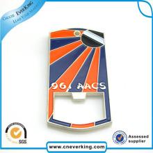 Presente da promoção do emblema do metal do abridor de garrafa da função de Mulit