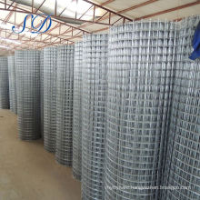 "8 Gauge Reinforcing 3/4"" Galvanized Welded Wire Mesh"