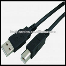 high quality HP USB 2.0 Printer Cable A-B 9' (3 m)