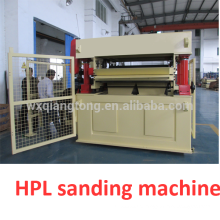 Máquina de lixar traseira HPL / Máquina de lixar com faixa larga pesada calibrando HPL