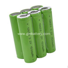 The lithium ion rechargeable li battery 11.1V 5600mAh