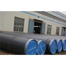 Weifang East Tpep 3lpe Coated água da bebida Tubo de aço