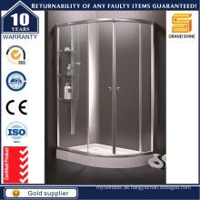 Italienisch 90X90 Günstige Ökonomische Kompakt-Bad-Geschlossene Glas-Duschkabine