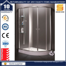Italian 90X90 Cheap Economic Compact Bath Enclosed Glass Shower Cabin