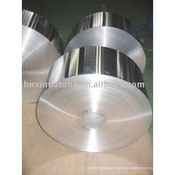 tira de aluminio serie 1000