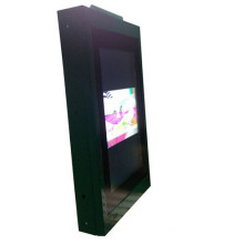 55 Inch All Weather Outdoor Advertising Display Vertical Standing