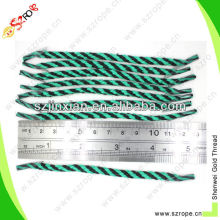 Rope with Metal Crimps/Twisted Rope with Barbs/Twist Rope with Tips