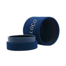 cylinder tube packaging custom printing cylinder rigid cardboard round tube box gift box