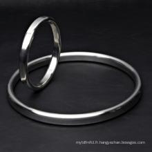 Joint en joint d'étanchéité en métal (série R OVAL) API 6A pour bride