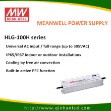 100W IP65 LED Power Supply Driver (HLG-100W)