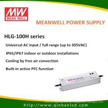 IP65 100W LED Netzteiltreiber (Meanwell HLG-100H)