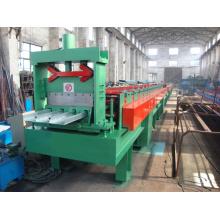 Ce & ISO Certificated Galvanized Steel Floor Deck Roll formando máquina