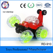 4CH Rolling RC Stunt Car With Music And Light