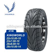 E4 quality 22X10-10 sport ATV tire