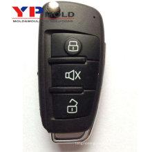 Molde plástico de la inyección del precio razonable de la calidad estupenda del OEM para la cáscara de la llave del coche