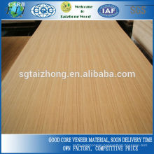 Good Quality Decoration Teak Veneered Plywood