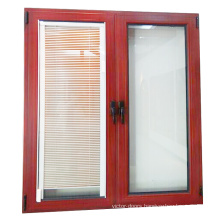 Top grade inward opening hinge for aluminum glass louvre windows
