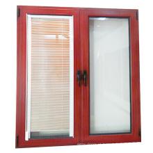 Dobradiça de abertura interna de alto grau para janelas de vidro de alumínio