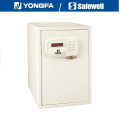 Safewell Kmd Painel 560mm Altura Hotel Digital Cofre