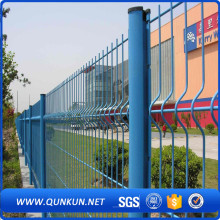 PVC Coated Triangle Bending Wire Fence Panel