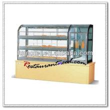 K188 Luxuriöse 3 Schichten Kombination Bäckerei Showcase