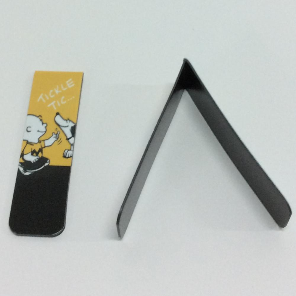 Cartoon Creative Magnetic Bookmark