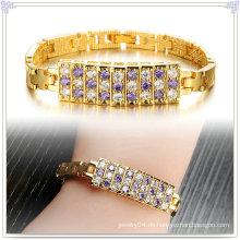 Mode-Accessoires Kupfer Armband Kristall Schmuck (AB262)