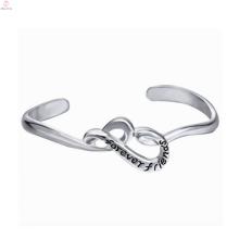 2018 поделки контракту выдалбливают английский алфавит ювелирные изделия браслет для мужчин