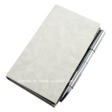 High Quality Leather Memo Pad Holder