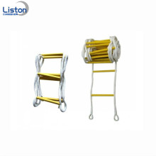 Tahan Lama Nylon Folding Safety Fire Escape Tali Rope
