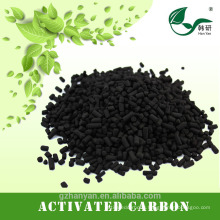 Columnar Coal Activated Carbon for Desulfurization and Denitrification