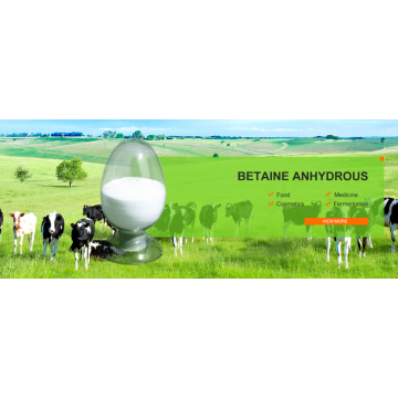 Betaine Anhydrous Farm Animal Feed Additives