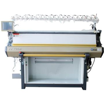 High Production Computerized Flat Knitting Machine