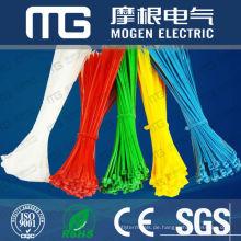 UL-zugelassene selbstsichernde 94V-2-Kabelbinder