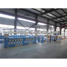 40H(40 heads/lines) annealing and tinning Machine(tin line)