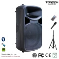 Factory Supply 12 Inches Plastic Loudspeaker with Good Quality