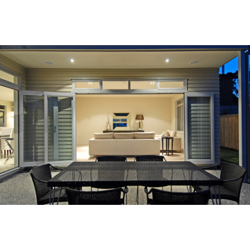 Simply & Quick Installed Double Glass Aluminum Windows and Doors
