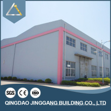 20ft et 40ft Steel Structure Fabricated Warehouse
