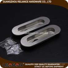 Chine fournisseur meilleure qualité 304 porte en acier inoxydable porte caché type fonction grand travail pour maison / porte de l'hôtel porte en bois