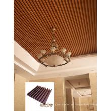 Material na moda, na moda e novo da decoração, Eco-Wood 40 * 45mm
